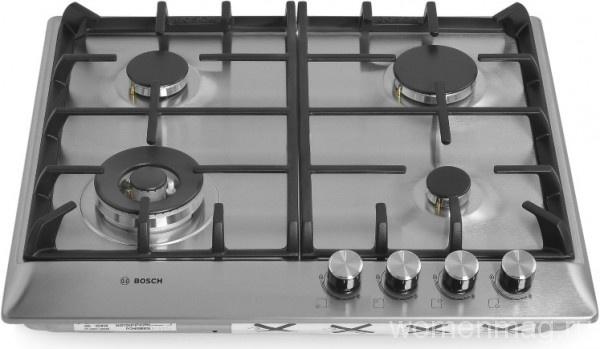 Газовая варочная панель Bosch PCH615B90E. Отзыв