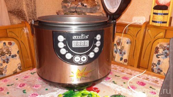 Мультиварка Smile Magic Pot 2 MPC 1141