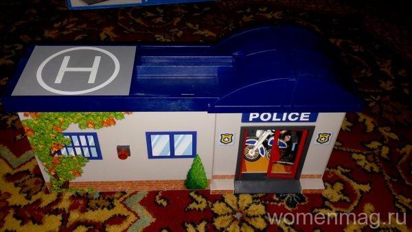 Игровой набор Полицейский участок