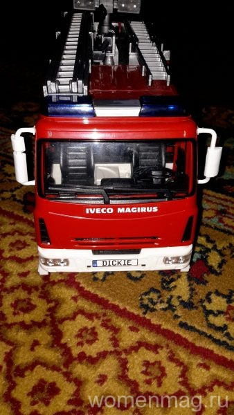 Пожарная машинка Dickie