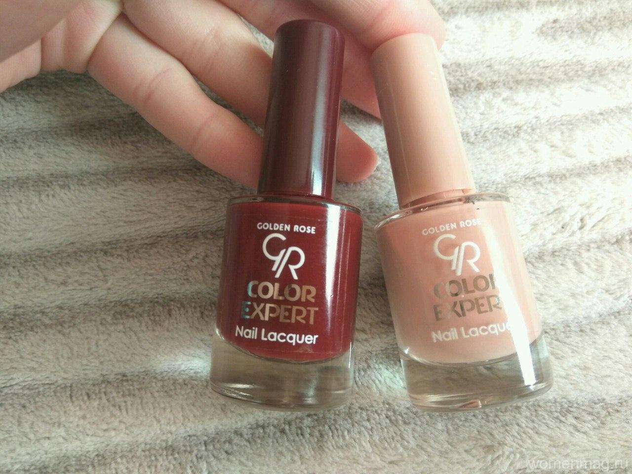 Мои любимые лаки Golden Rose №99 и №78. Отзыв