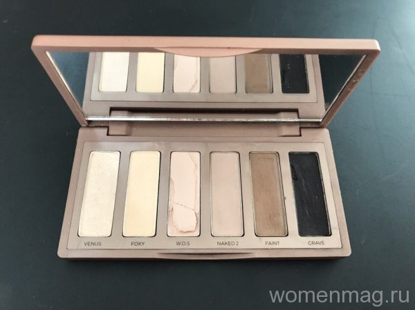 Нюдовая палетка Urban Decay Naked Basics