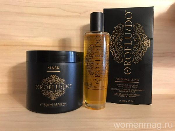 Маска для волос Orofluido