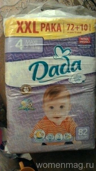 Подгузники Dada Extra Soft