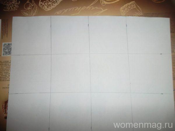 Объемные буквы из ткани