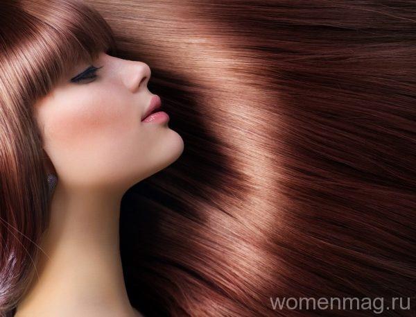 Как я сохраняю цвет и блеск окрашенных волос