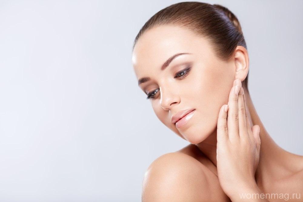 Как сделать лицо свежим и сияющим при помощи косметических средств?