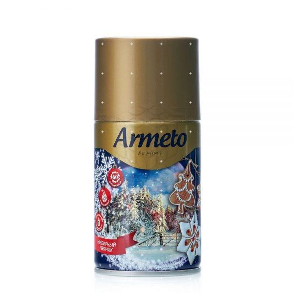 Armeto Air Effect Освежитель воздуха Имбирный пряник