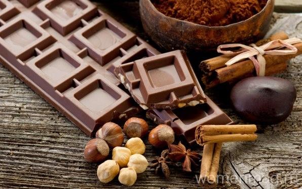Шоколадная диета. Отзыв