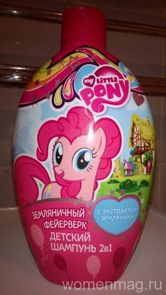 Детский шампунь My Little Pony