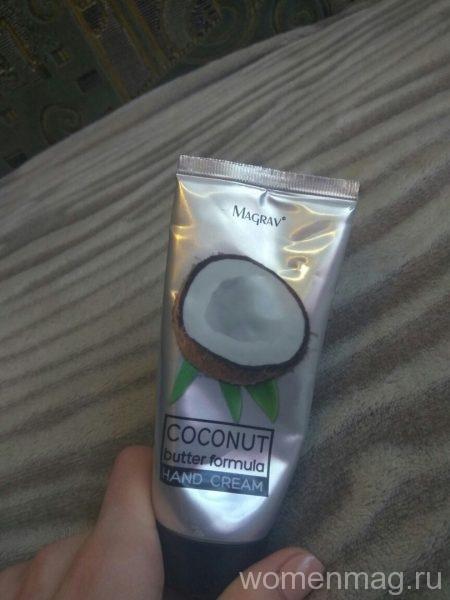 Крем для рук Magrav Coconut Butter formula