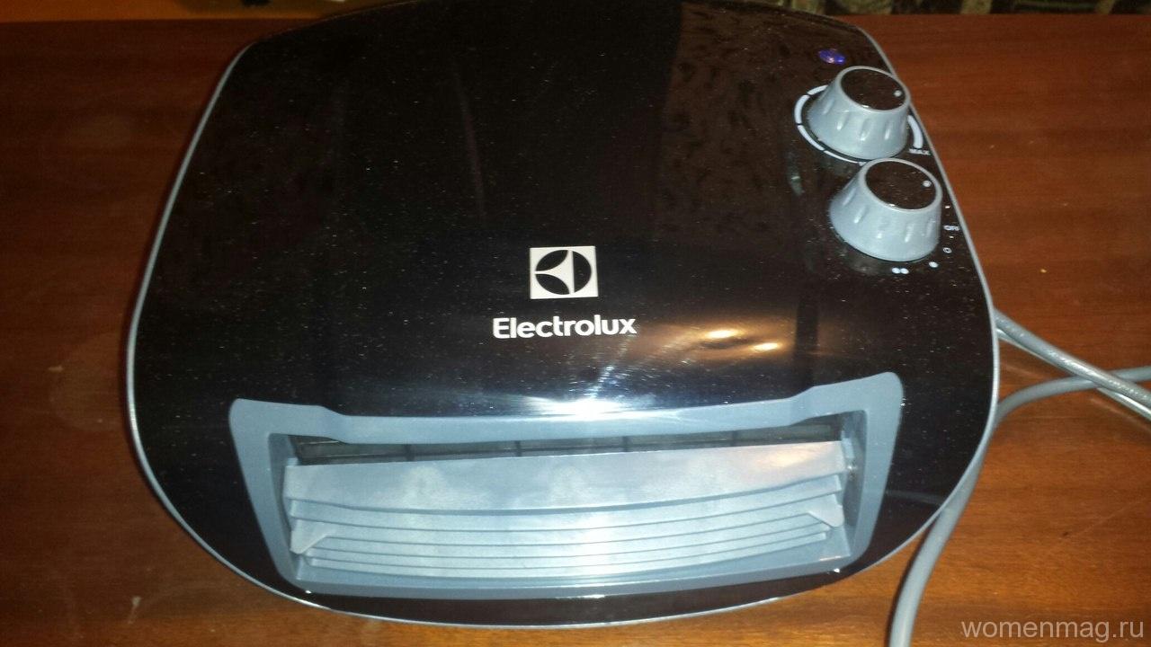 Тепловентилятор Electrolux EFH/C-2115. Отзыв