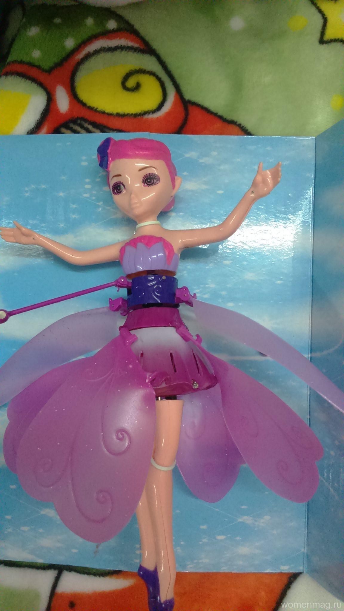 Летающая кукла фея. Отзыв