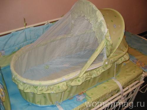 Детская кроватка Geoby 05TLY612