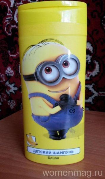 Детский шампунь Clever Банан