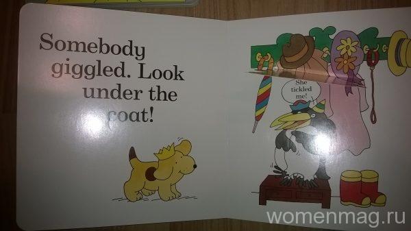 Книги про собачку Спота на английском языке
