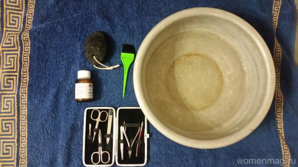 Как почистить пятки от огрубевшей кожи био гелем в домашних условиях