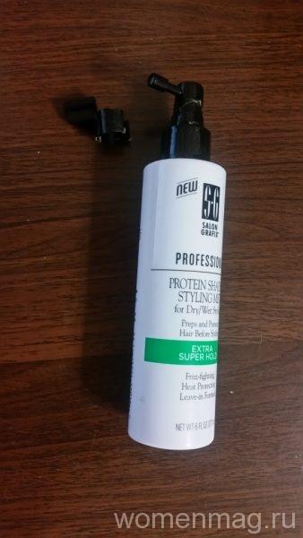 Протеиновый спрей для укладки волос Salon Grafix Professional