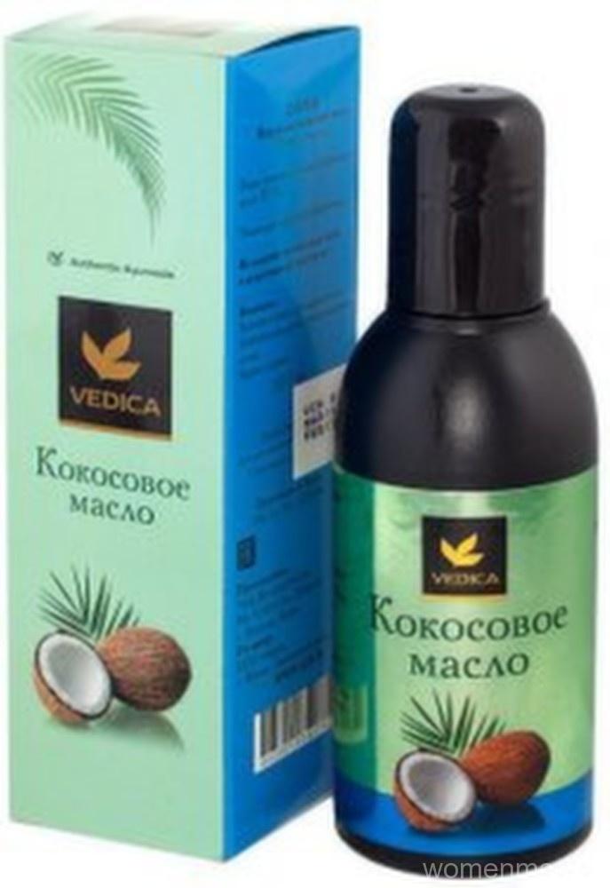Отзыв о кокосовом масле «Vedica»