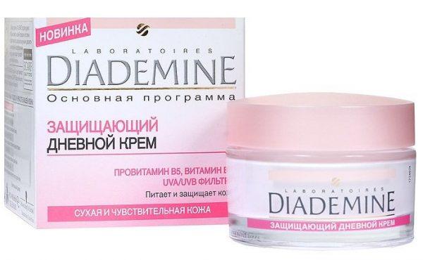 Защищающий крем для лица Diademine