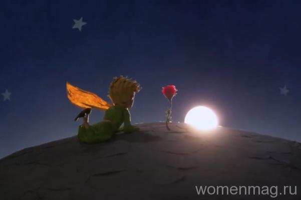 Отзыв о мультфильме «Маленький принц» (Le Petit Prince, 2015)
