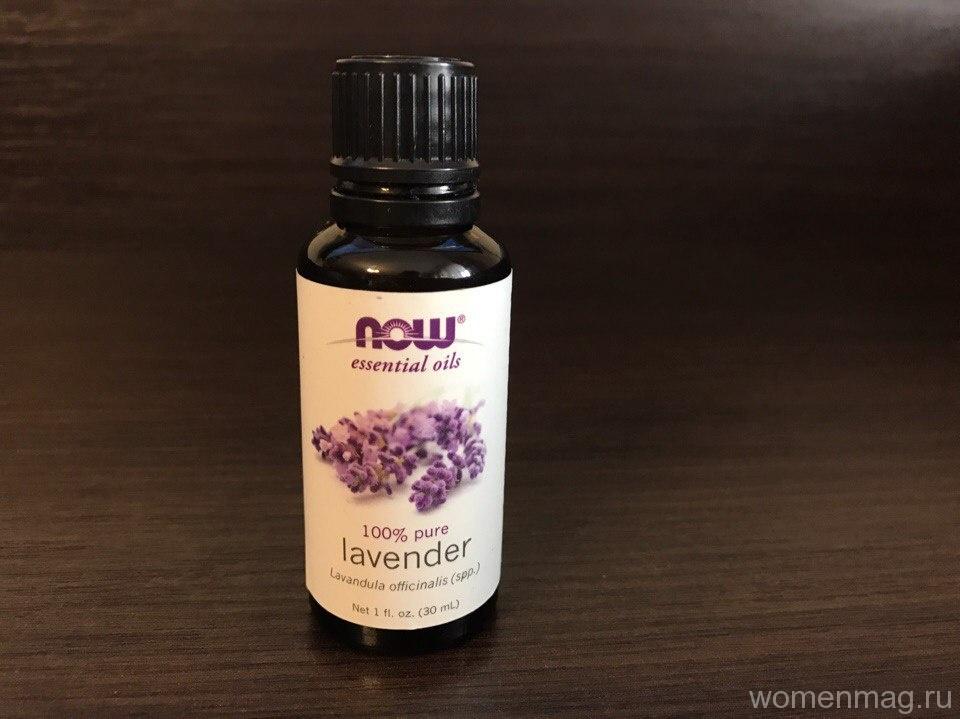 Эфирное масло лаванды Now Foods Essential Oils Lavender. Отзыв