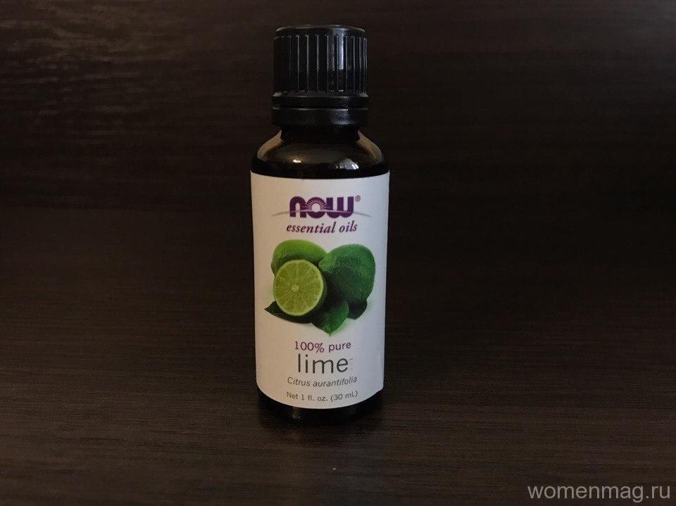 Эфирное масло лаванды Now Foods Essential Oils Lime. Отзыв