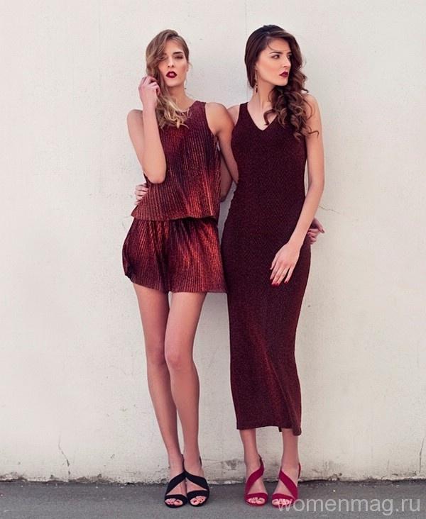 Асимметричный стиль в одежде