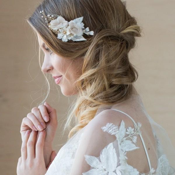 Аксессуары для невесты на голову