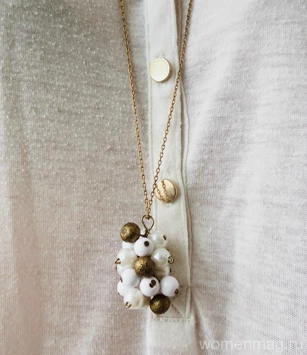 Ожерелье своими руками