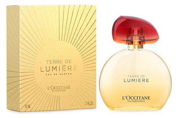 Terre de Lumiere Eau de Parfum by L'Occitane
