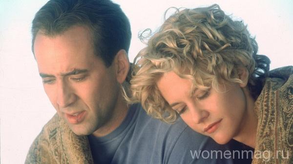 Ангел Сет и Мэгги в фильме Город ангелов / City of Angels (1998)