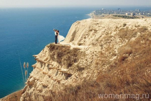 Свадьба на берегу моря в Анапе