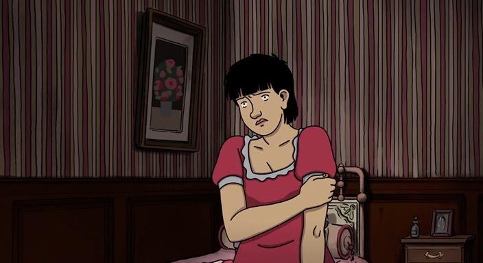 Отзыв о мультфильме «Аврил и поддельный мир» (Avril et le monde truqué, 2015)