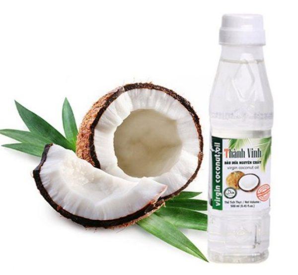Вьетнамское кокосовое масло Organic