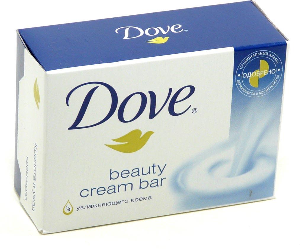 Отзыв о мыле «Dove»