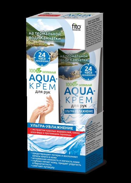 Крем ФИТОкосметик Aqua-крем для рук
