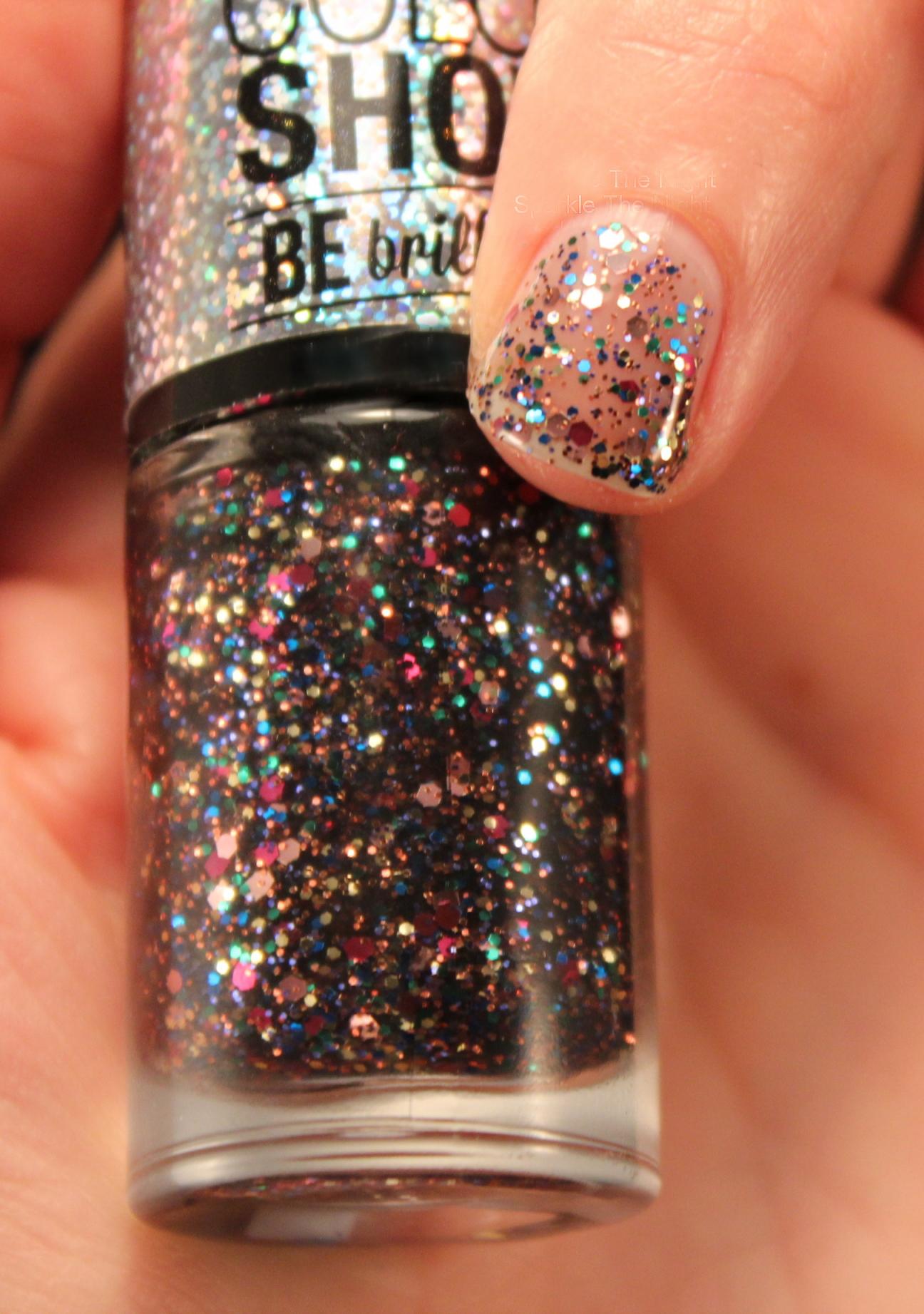 Отзыв о лаке для ногтей MAYBELLINE COLORAMA «Be brilliant»