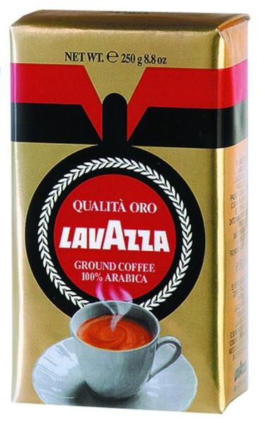 Отзыв о молотом кофе «LAVAZZA»