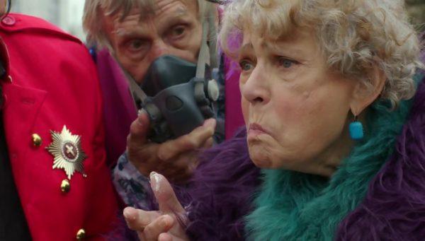 Фильм Бабушка лёгкого поведения