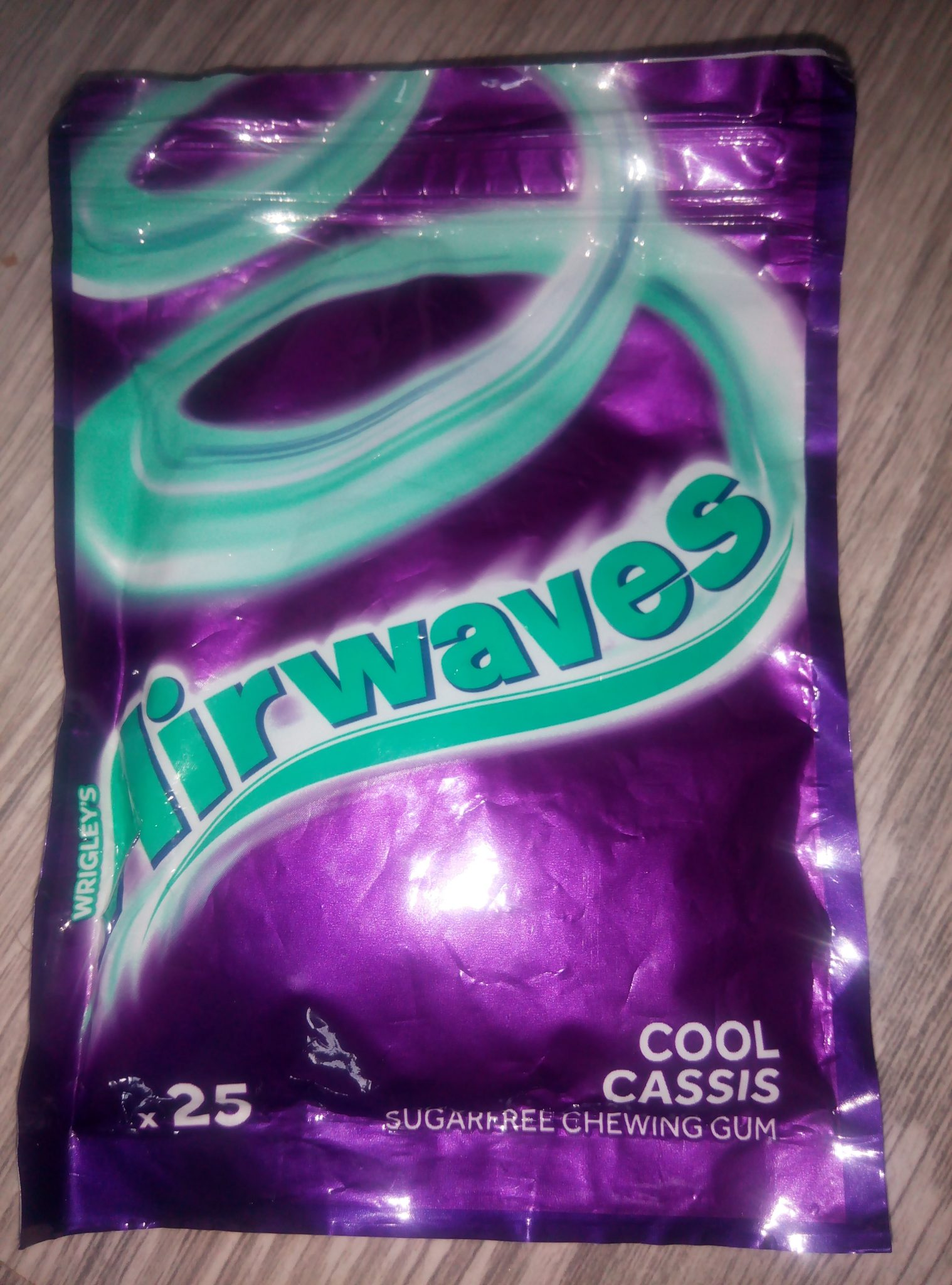 Жевательная резинка без сахара Wrigley's Airwaves