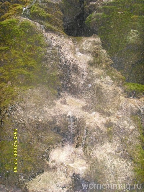 Экскурсия на водопады