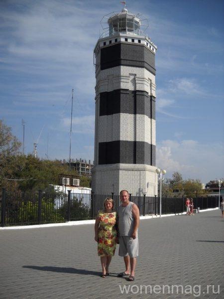 Маяк в Анапе