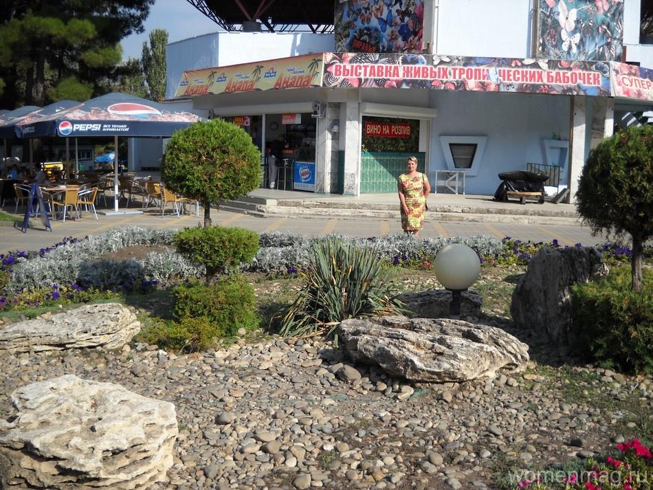 Отзыв об отдыхе в «Анапском бризе» и Анапе