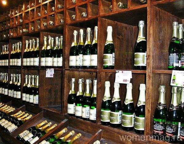Абрау-Дюрсо, экскурсия на завод шапманских вин
