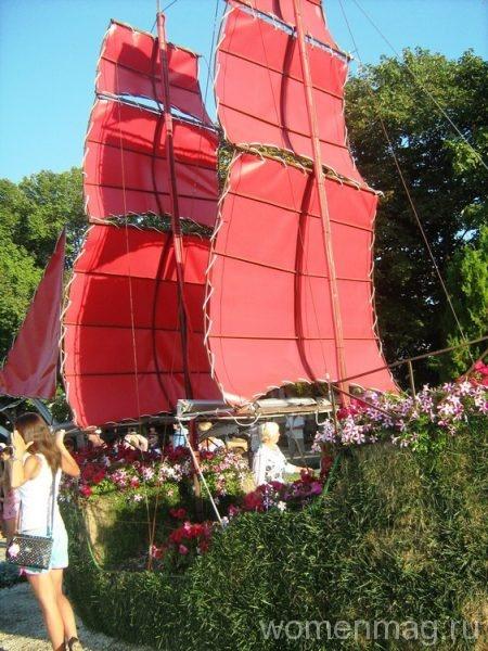 Алые паруса в Анапе