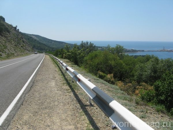 Дорога в Сукко