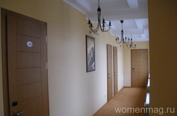 Отель Золотые дюны в Витязево