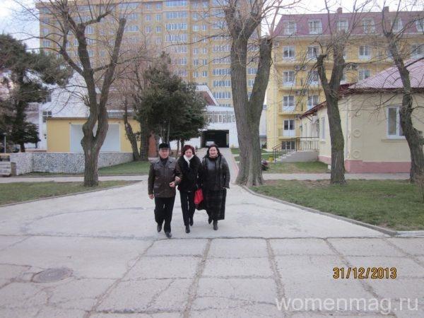Новый 2014 Год в санатории Малая Бухта
