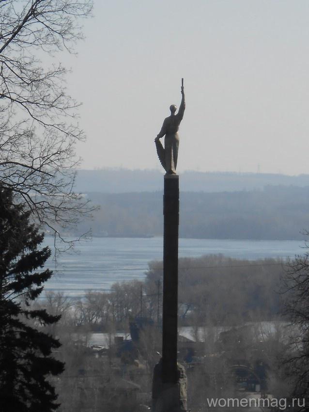 Монумент Вечной Славы в Днепропетровске